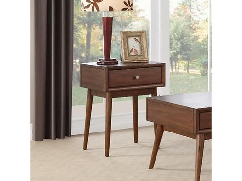 Frolic Henry Mid-Century Brown End Table