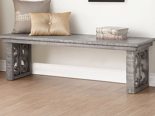 Artesia All Salvaged Natural Finish Bench
