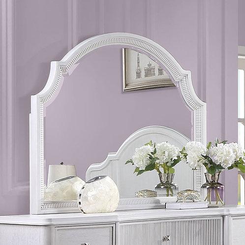 Celestia All Off White Mirror