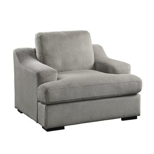 Henry Orofino Chair Light Gray