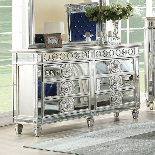 Varian All Dresser Mirrored