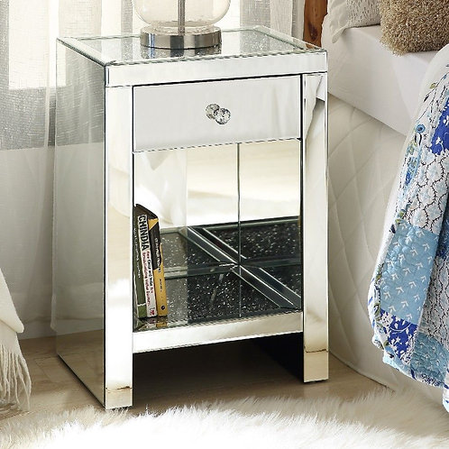 Glam All 97654 Mirrored Stand (Table)
