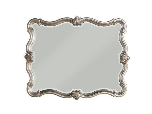 All ESTEBAN ANTIQUE CHAMPAGNE FINISH Mirror