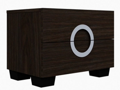 Monte Carlo Wenge lacquer finish Nightstand