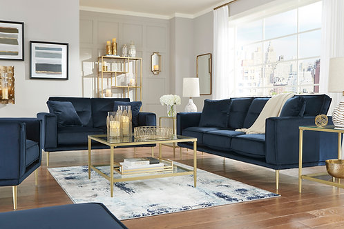 Macleary Angel Navy Sofa