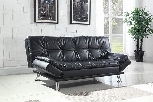 Dilleston Cali Black Sofa Bed
