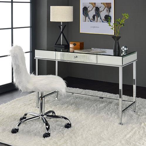 All Canine Mirrored & Chrome Desk