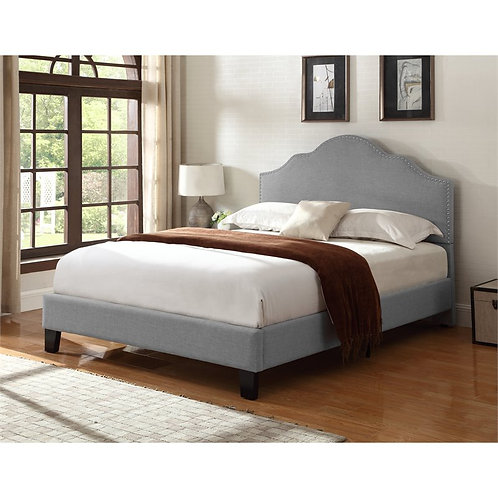 Emeral Madison Upholstered Bed