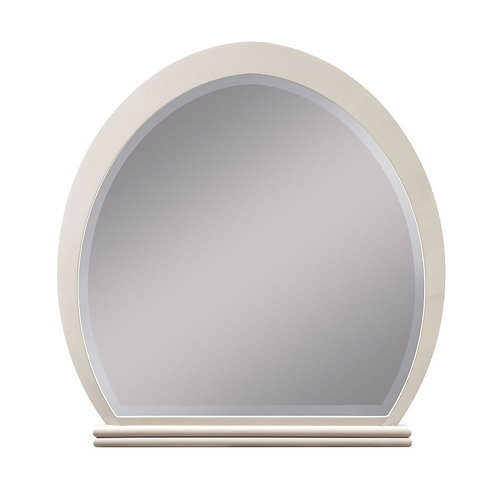 Allendale All Mirror Ivory & Latte High Gloss