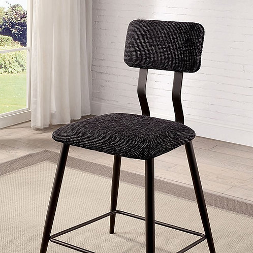 Dicarda Imprad Sand Black Counter Chair
