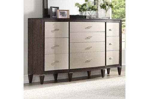 Peregrine All Walnut Finish Dresser