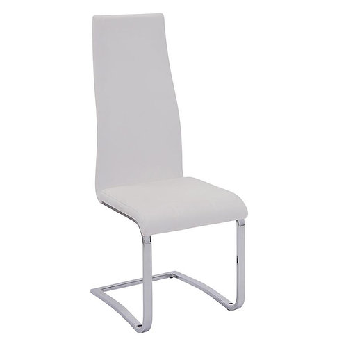 Angel Cali White Dining Chair