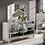 Thumbnail: Imprad Eliora Silver Glam Mirrored Dresser