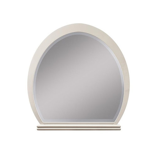 Alendale All High Gloss White Mirror