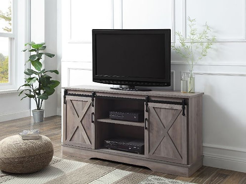 All TV Stand - 91855 Gray Finish