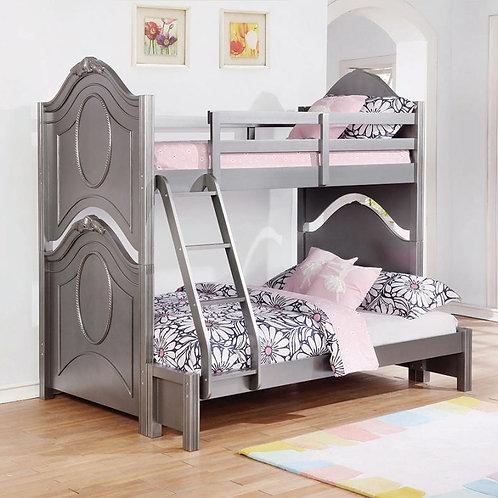 Valentine Cali Twin/Full Bunk Bed