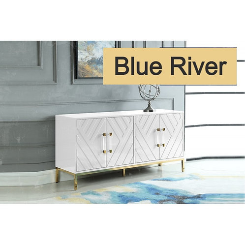 Blue River T1942 White SIDEBOARD