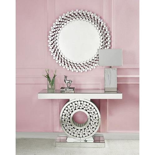 All Kachina 90502 Glam Mirrored Sofa Table