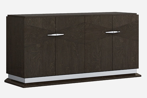 845 Geo Gray Buffet