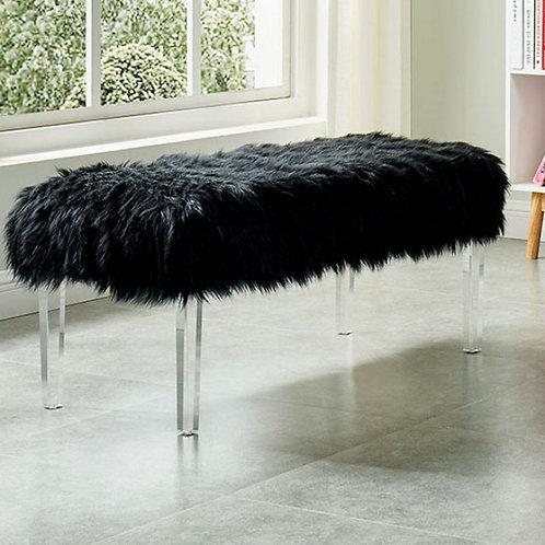 ZYANA Imprad Black Bench