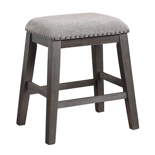 Timbre Henry Counter Height Stool Gray