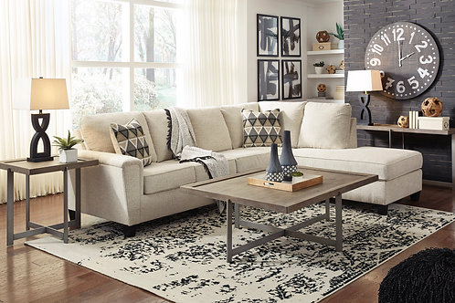 Abinger Angel Natural Contemporary Sectional