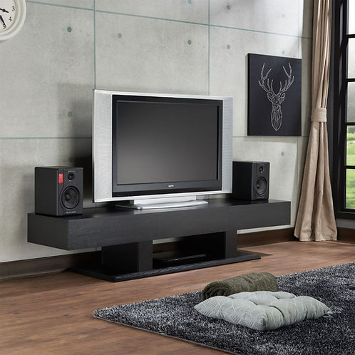 All Follian - 80635 - Black TV Stand