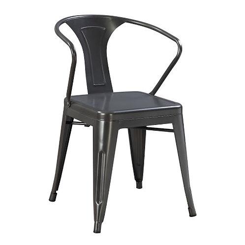Emeral Dakota Metal Dining Chair