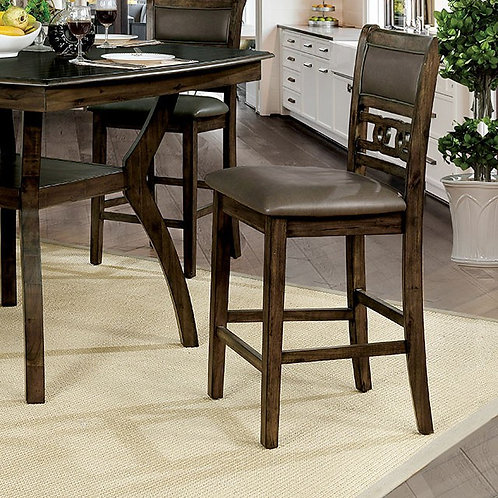 Flick Imprad Rustic Oak Counter High Chair