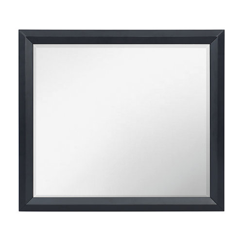 Henry Rosemont Midnight Blue Finish Mirror