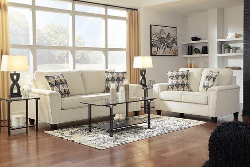 Abinger Angel Natural Contemporary Sofa