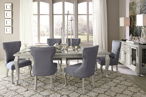 Coralayne Angel Dining Room EXT Table