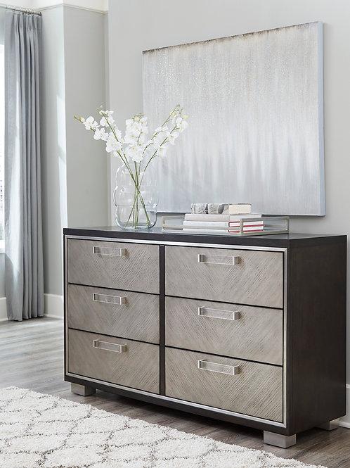 Maretto Angel Contemporary 2-Tone Dresser