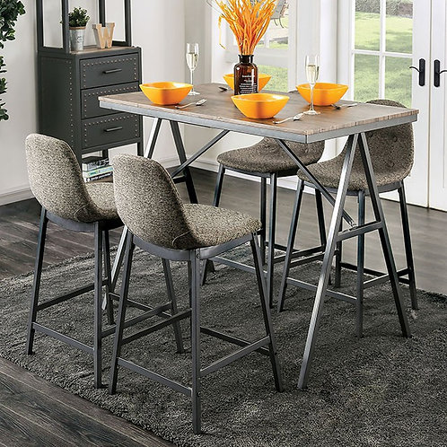 Brant Imprad Gray Counter Table