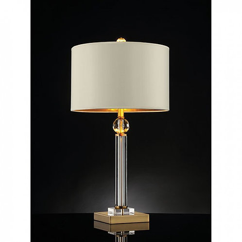 Charis Imprad Table Gold/Ivory Lamp