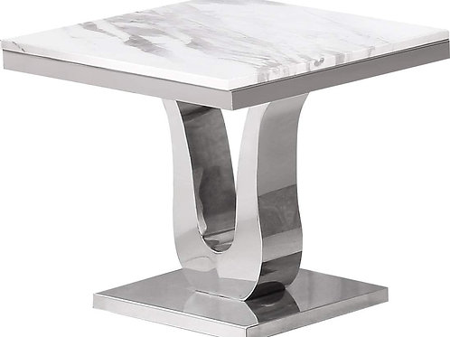 Best CT28 MarbleTop End Table