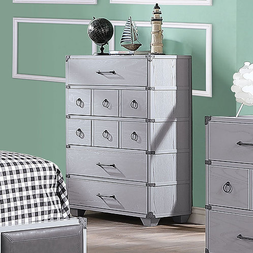 Orchest All Gray Dresser