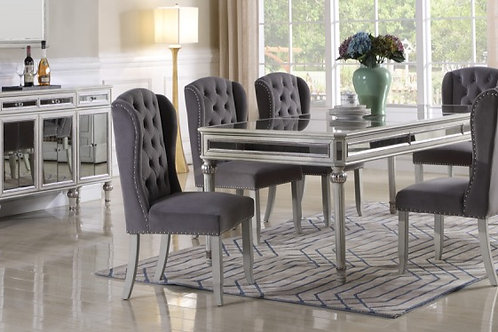 T1910 Best Mirrored Dining Table