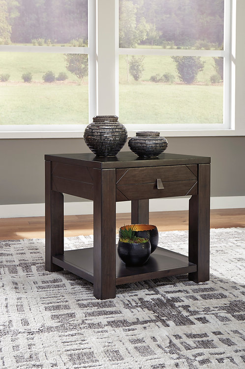 Tariland Angel Square End Table