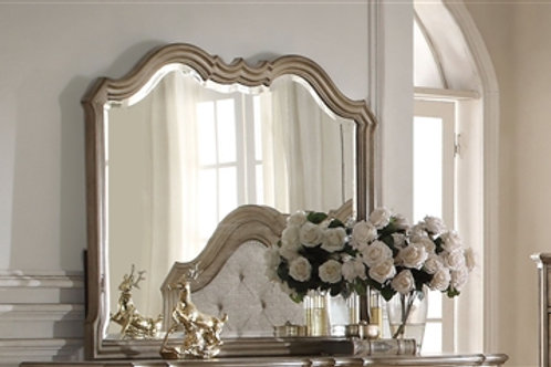 Chelmsford All Mirror Antique Taupe