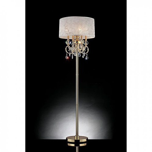 Deborah Imprad Gold Floor Lamp