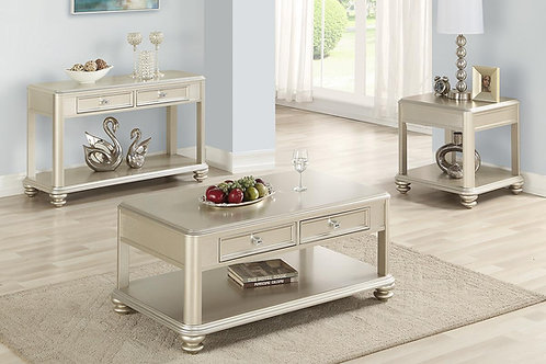 Champagne colored Coffee Table Port 6372