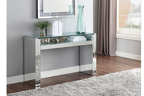 Glam All 81473 Mirrored Sofa Table