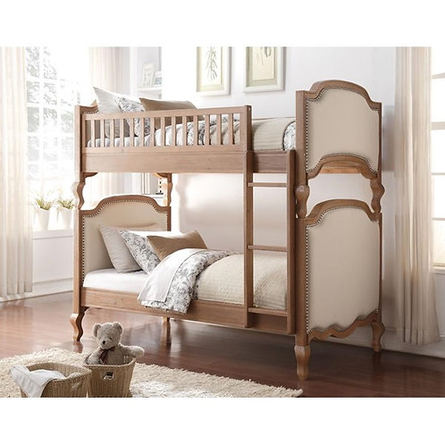 Charton All Twin/ Twin Bunk Bed
