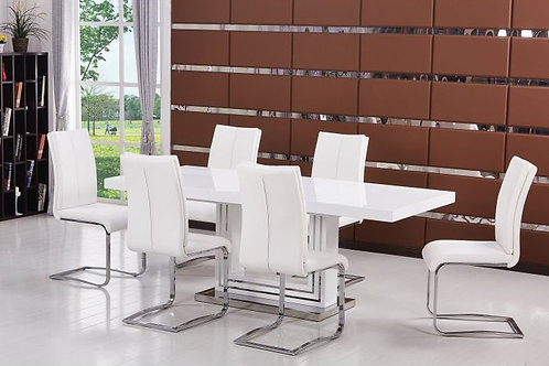 BA207 Modern Lacquer Dining Table