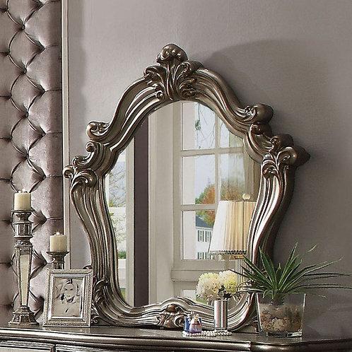 Versailles All Antique Platinum Finish Mirror