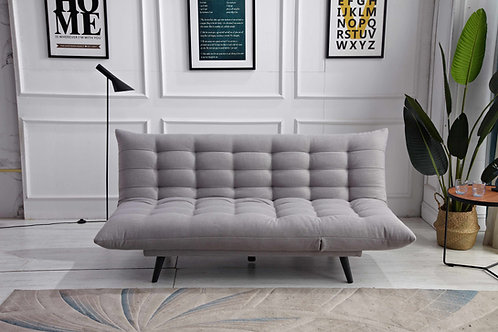 8357 Milt Futon Light Gray