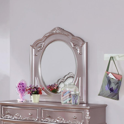 Caroline Cali Framed Mirror