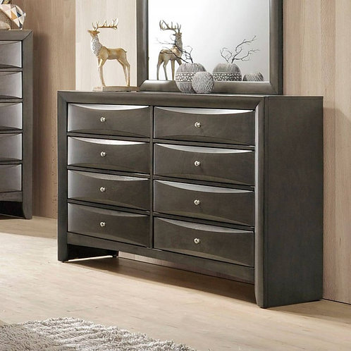 Ireland All Dresser Gray Oak