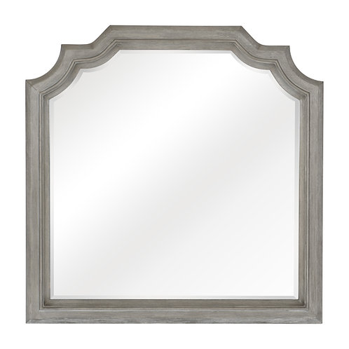 Colchester Henry Modern Gray Mirror